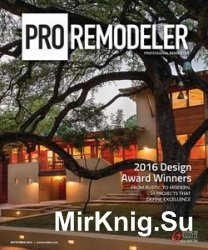 Professional Remodeler - September 2016