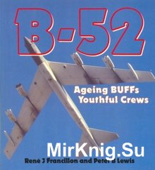 B-52, Ageing BUFFs Youthful Crews (Osprey Colour Series)