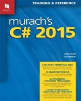 Murach's C# 2015, 6th Edition