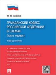 Гражданский кодекс Российской Федерации в схемах