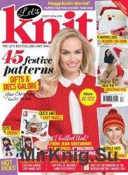 Let's Knit №111 2016