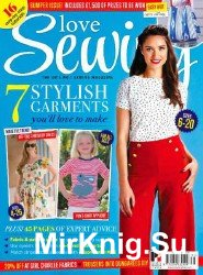 Love Sewing №31 2016