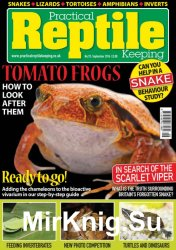 Practical Reptile Keeping September 2016