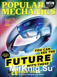 Popular Mechanics USA - October 2016