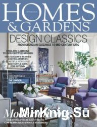 Homes & Gardens UK - October 2016