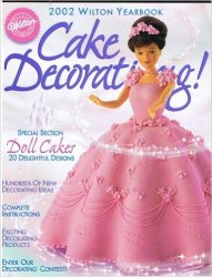 2002 Wilton Cake Decorating Yearbook