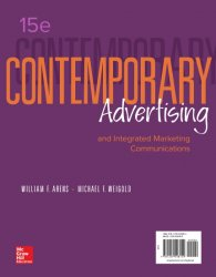 Contemporary Advertising and Integrated Marketing Communications, 15th edit ...