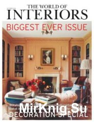 The World of Interiors - October 2016