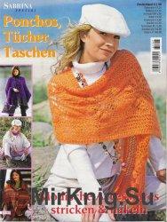 Sabrina Special S1147: Ponchos, Tücher, Taschen