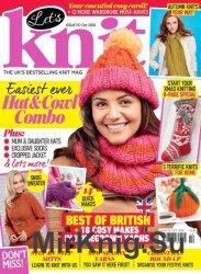 Let's Knit №110 2016