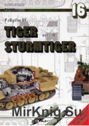 Tank Power 16 - PzKpfw Tiger vol 4 - Sturmtiger