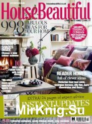 House Beautiful - October 2016 (UK)