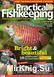 Practical Fishkeeping October 2016