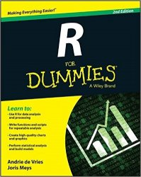 R for Dummies, 2 edition