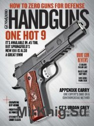Handguns (Guns & Ammo - October/November 2016)