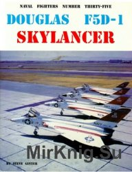 Douglas F5D-1 Skylancer (Naval Fighters 35)