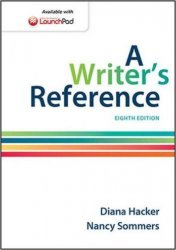 A Writer's Reference, 8th Edition