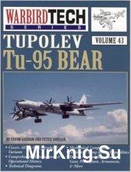 Tupolev Tu-95 Bear (Warbird Tech 43)