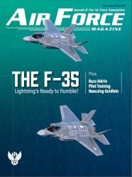 Air Force Magazine №9 2016
