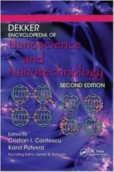 Dekker Encyclopedia of Nanoscience and Nanotechnology, 2nd Edition