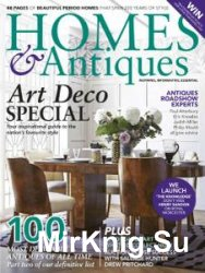 Homes & Antiques - October 2016