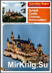 Замок Schlob Hohenzollern [Schreiber-Bogen]