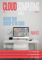 Cloud Computing World - August-September 2016