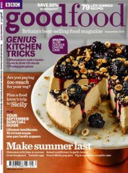 BBC Good Food UK — September 2016