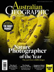 Australian Geographic — September-October 2016