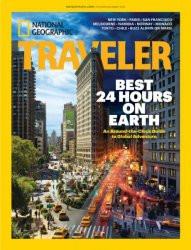National Geographic Traveler USA — October-November 2016