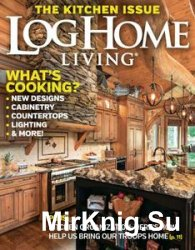 Log Home Living - May 2016