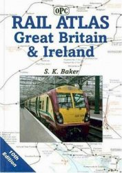 Rail Atlas: Great Britain & Ireland