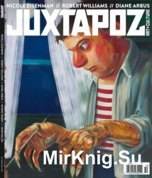 Juxtapoz Art & Culture Magazine October 2016