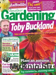 Amateur Gardening 10 September 2016