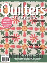 Quilters Companion №81 2016