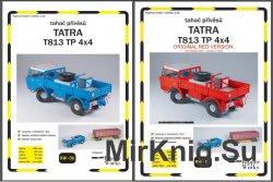 Грузовик Tatra T813 TP 4x4 [Ripper Works 006]