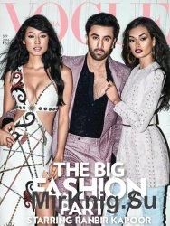 Vogue - September 2016 (India)