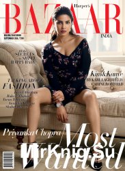 Harper's Bazaar - September 2016  (India)