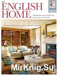 The English Home - October 2016