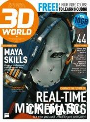 3D World November 2016