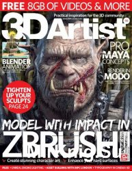 3D Artist Issue 98 2016