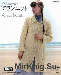 Ondori Aran knit 2007