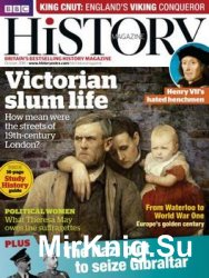 BBC History UK - October 2016