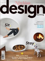 New York Magazine — Design Hunting — Fall 2016 — Winter 2017