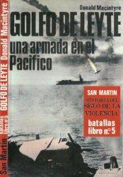 Golfo de Leyte: Una Armada en El Pacifico (Batallas Libro 5)