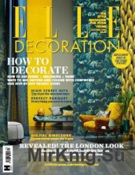 Elle Decoration UK - October 2016