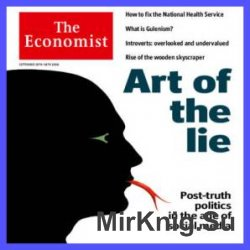 The Economist in Audio - 10 September 2016