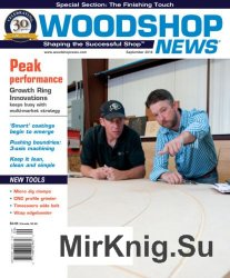 Woodshop News - September 2016