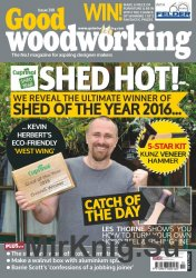 Good Woodworking - October 2016
