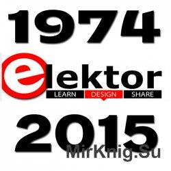 "Подшивка журнала ""Elektor Electronics"" (1974-2015)"